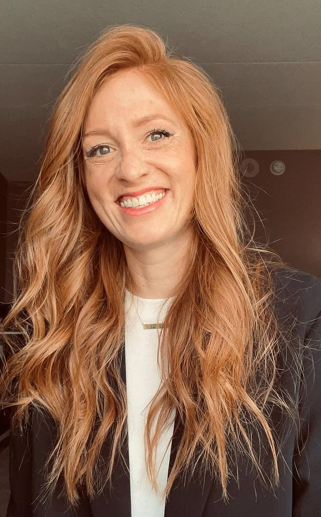 Emily Hull, Director of Software Sales in North America