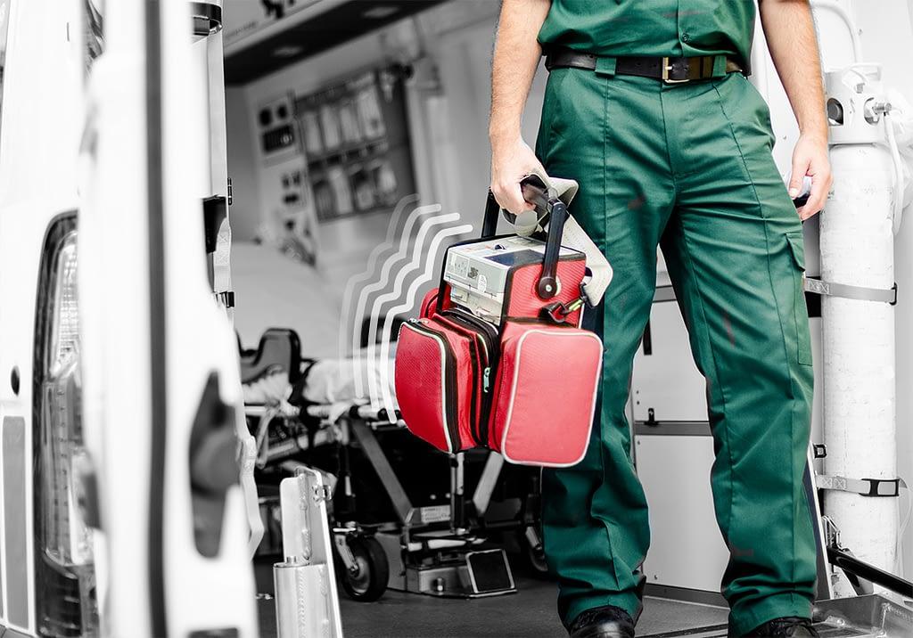 paramedic bag rfid