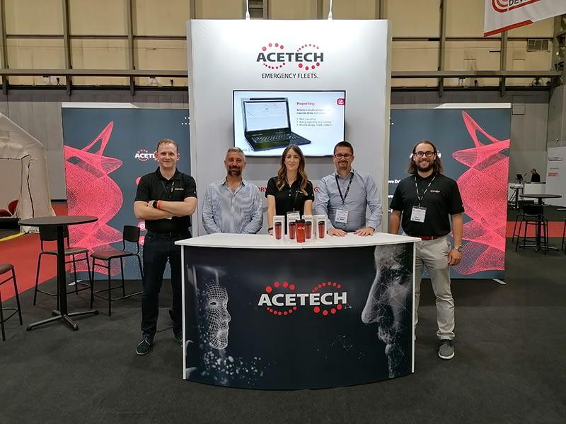 ACETECH EU Team, at ESS