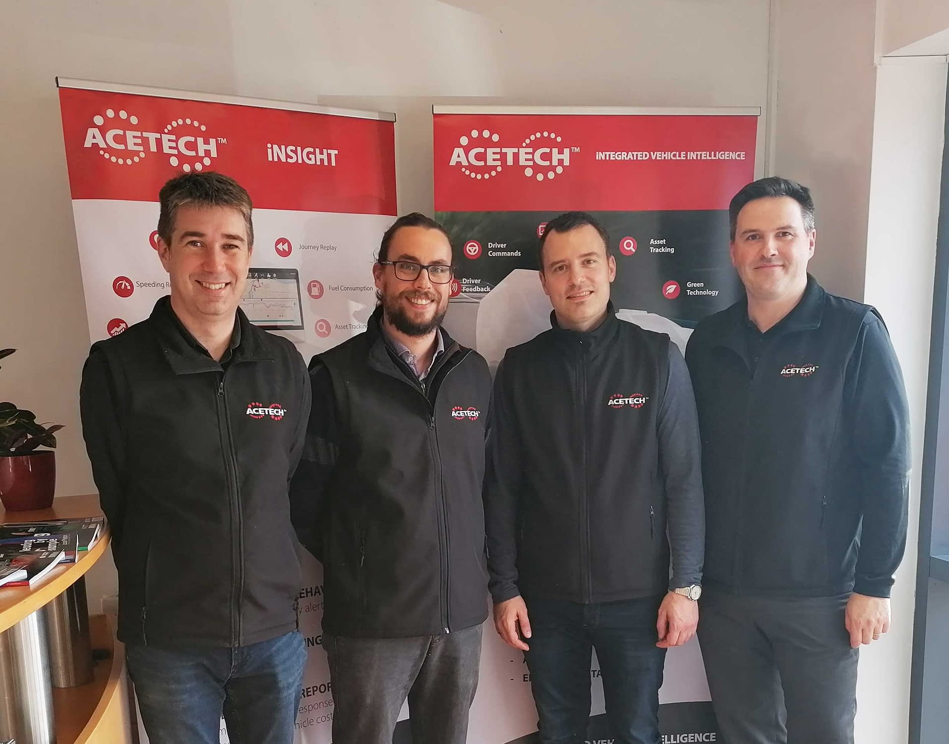Acetech appoint Marketing Director