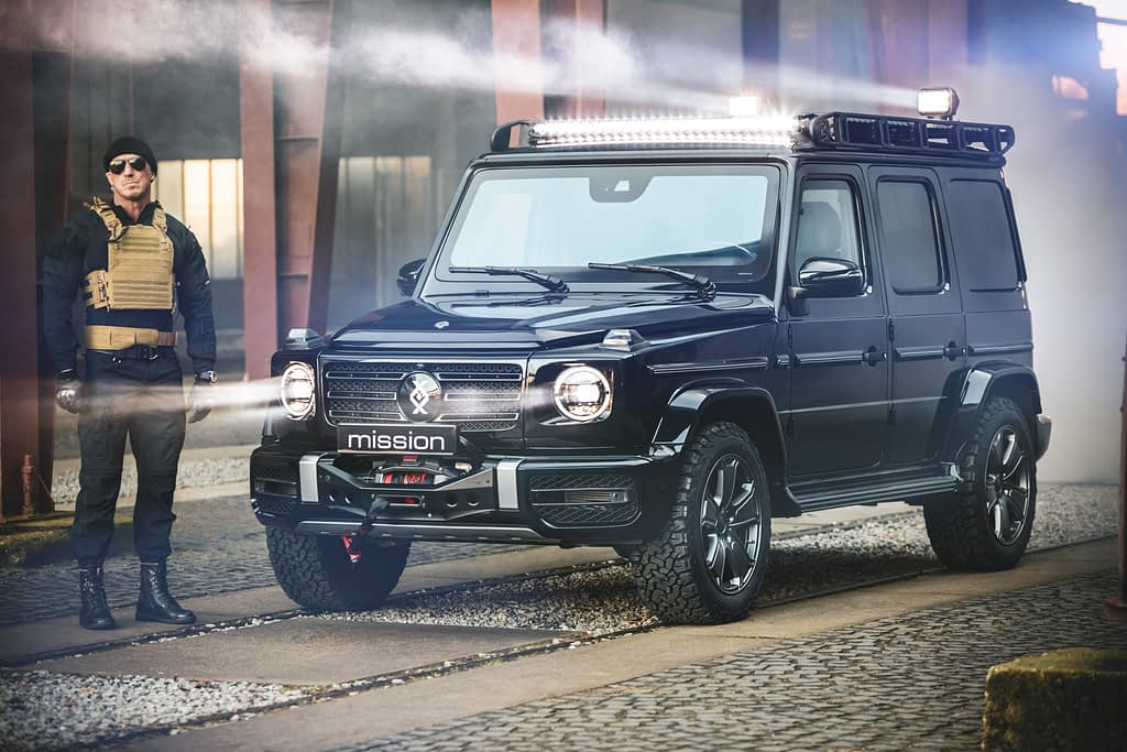 ACETECH join forces with Renowned German tuner BRABUS