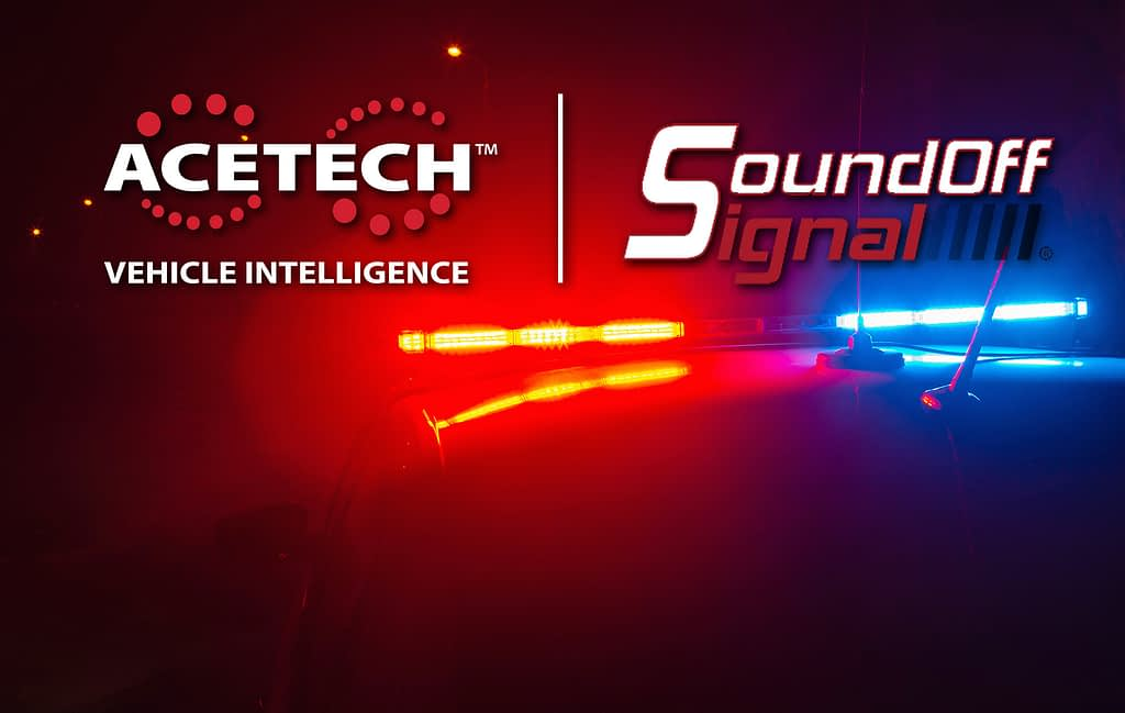 PRESS RELEASE: ACETECH Partners with SoundOff Signal for Next Generation Advanced Controls Systems