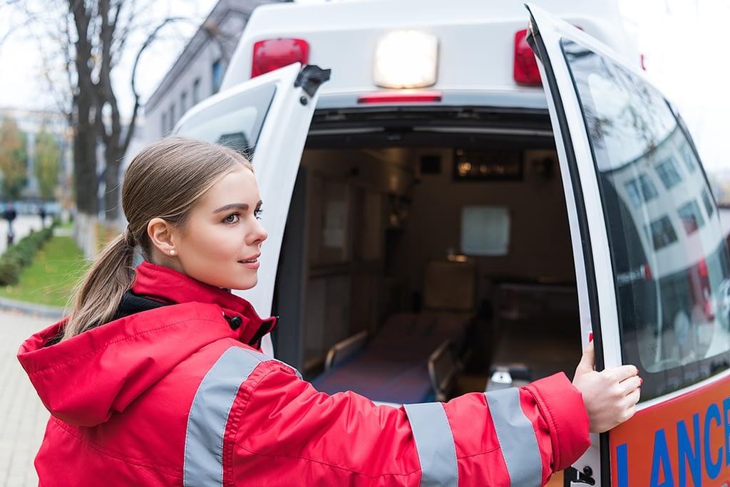 Paramedic, Driver behavior safety